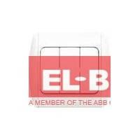 Выключатель 3-клавишный белый EL-BI Zirve Fixline 501-010201-254