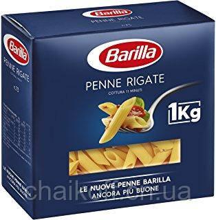 Макароны Barilla Penne Rigate 1 kg (Италия)