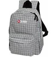 Рюкзак классический DERBY квадраты 0170360