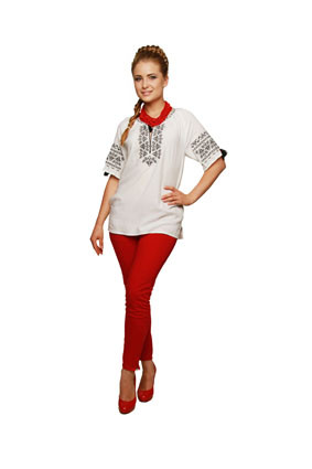 Блуза женская Сокальськая