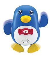 Музыкальный пингвин для игр в воде