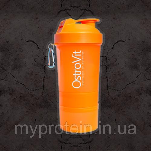 OstroVit - смартшейкер  Smart Shaker 400ml Orange