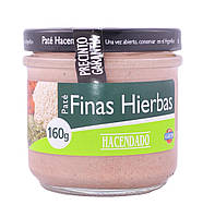 Паштет из свинины Hacendado с травами «Pate Finas Hierbas», 160г