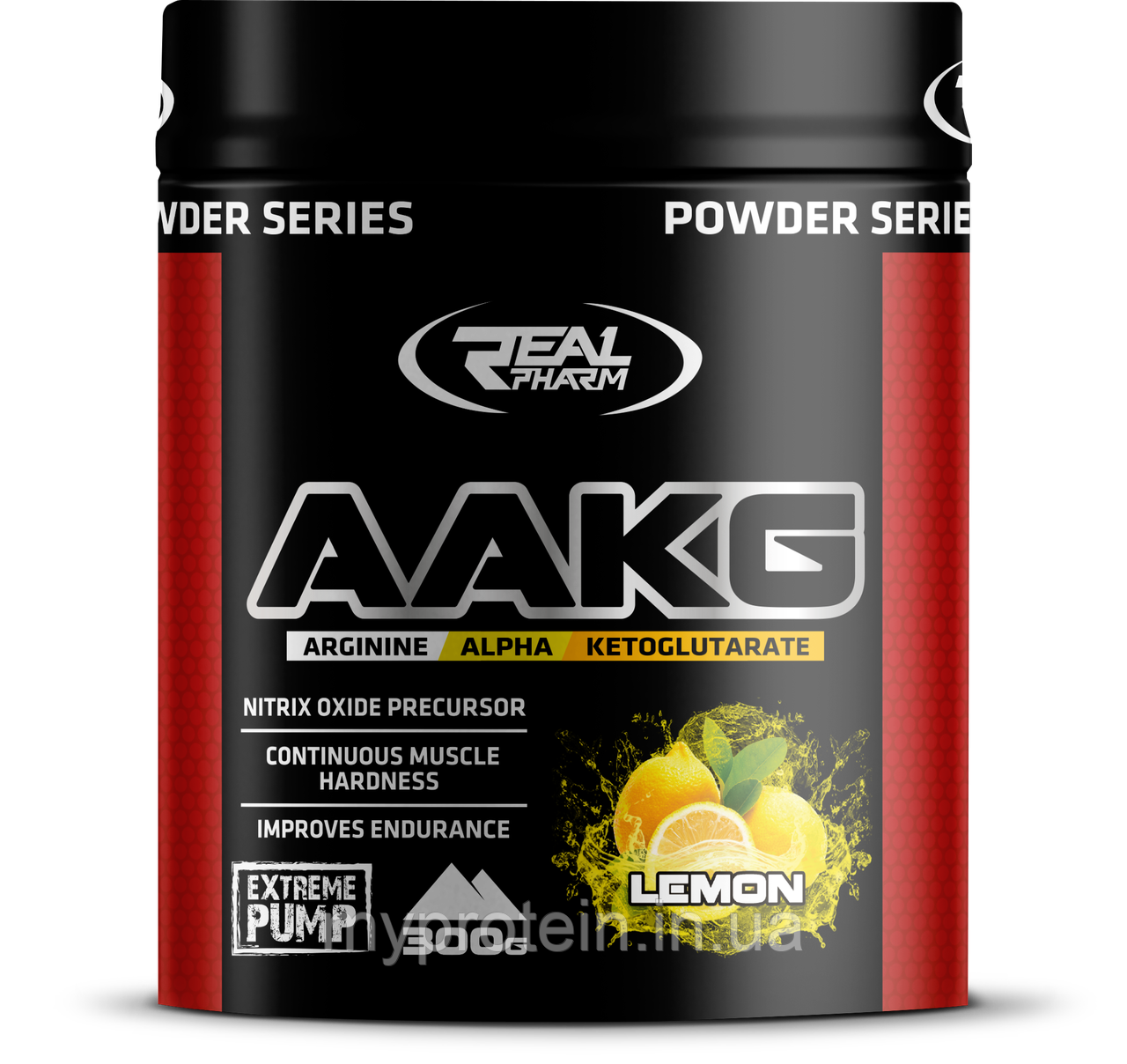 Real Pharm   аргинин AAKG300 g