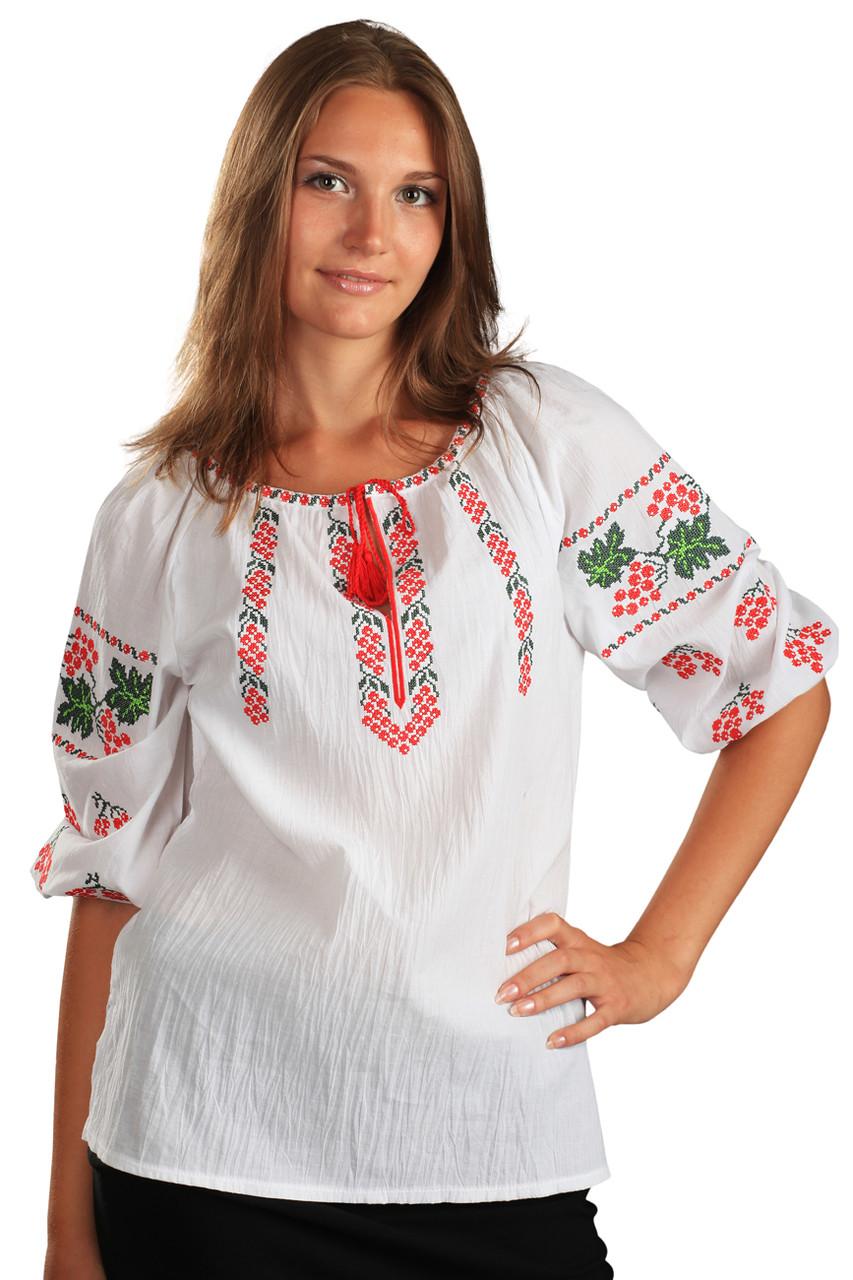 Блуза женская Калина