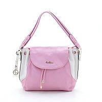 Женская сумка L. Pigeon T1102 розовая