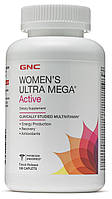 GNC Women's Ultra Mega Active 180 caplets