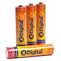X-DIGITAL Батарейка X-DIGITAL Longlife коробка R 6 1X4 шт.