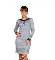 Вышитое платье Маланка