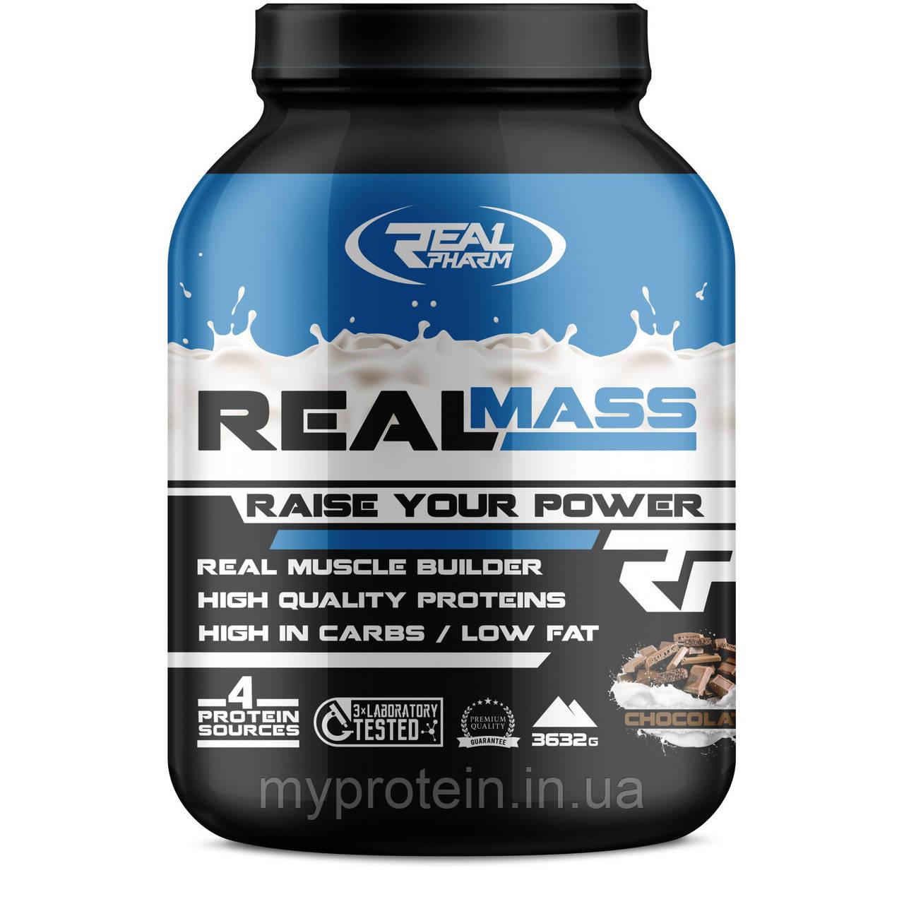 Real Pharm гейнер Real Pharm Real Mass 3,632 g