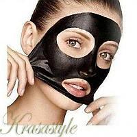 Маска для лица, от черных точек Pilaten Black Head