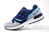 Женские кроссовки Saucony Grid SD, Gray\Blue