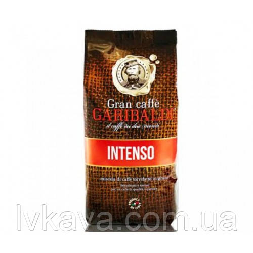 Кофе в зернах  Garibaldi Intenso , 1 кг