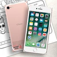 Шоколадная плитка iPhone 7 розовый