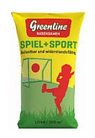 Трава газонная Greenline спорт + игра, 10 кг