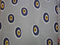 Чехол для гладильной доски металлизированный 130х46см