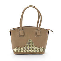 Женская сумка Gernas 16116A темно-бежевый