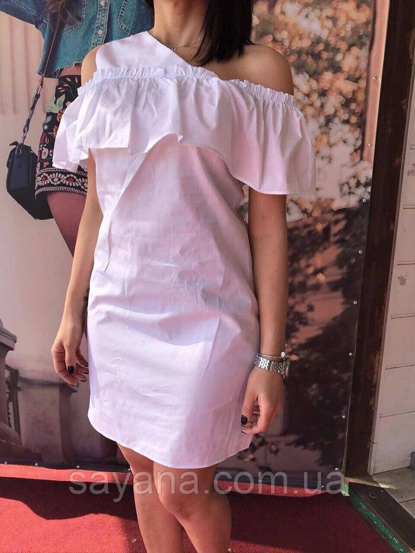 Женское платье из хлопка, Турция. Ак-155-0417