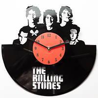 Виниловые часы The Rolling Stones