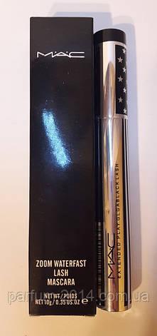 Тушь для ресниц MAC Zoom Waterfast Lash Mascara (реплика), фото 2