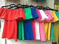 Женская блуза свободного кроя