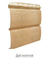 Сайдинг обшивка Тимбер-Блок Дуб Золотой