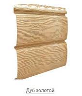Сайдинг Тимбер-Блок Дуб Золотой