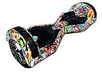 """Гироскутер Smart Balance Wheel Simple 8"""" Logo +Сумка +Спиннер в Подарок! (Гарантия 12 Месяцев)"""