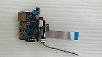 Плата USB ноутбука Acer Aspire 5538G-313G32Mn