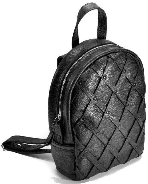 2d045b9f80cc Кожаный рюкзак Jizuz Archer Black, AR292310B, 6 л - SUPERSUMKA интернет  магазин в Киеве