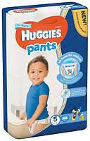 Подгузники-трусики Huggies Pants для мальчиков 5 (12-17 кг), 44 шт.