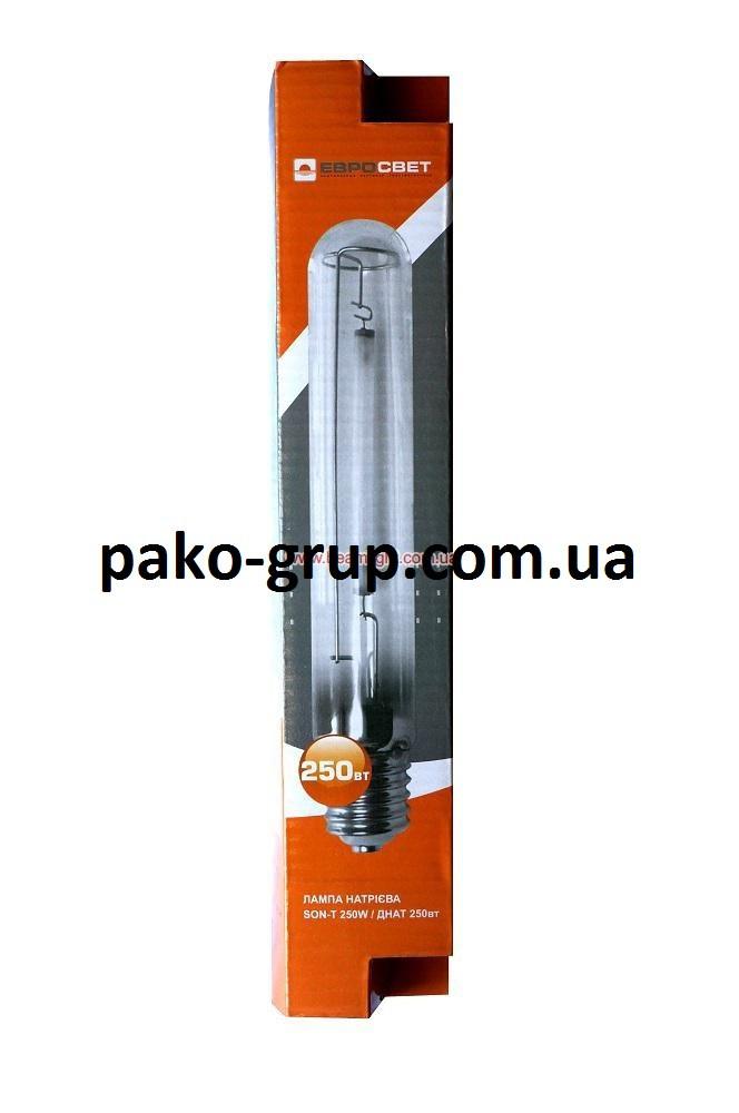 Лампа натриевая SON-T 100W E40 Евросвет