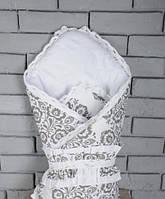 Конверт для новорожденного Здерженная Нежность Демисезон