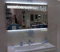Зеркало со встроенной подсветкой SLD-25 (700х1000)