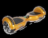 """Гироскутер Smart Balance Wheel Simple 6,5"""" Gold +Сумка +Спиннер в Подарок! (Гарантия 12 Месяцев)"""