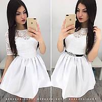 """Платье в стиле """"baby doll"""" 13887"""