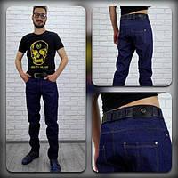 Мужские джинсы Темные