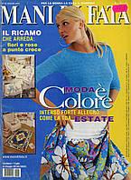 """Журнал по рукоделию """"MANI DI FATA""""  май 2004, фото 1"""