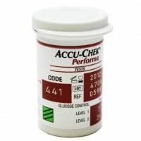 Тест-полоски Accu-Check Performa, 10 шт.