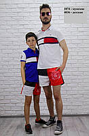 FAMILY LOOK Шорты на мальчика 4036 НР