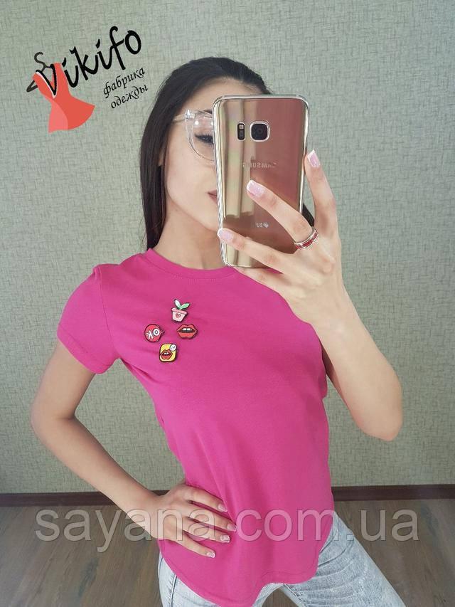 Нереально крутая женская футболка