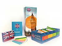 Флеш-карточки для изучения английского языка Уровень Intermediate