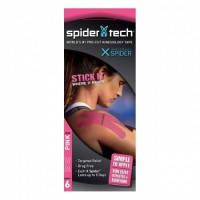 Кинезиологический тейп (пластырь) X-Spider универсальный, 20 шт (Spider Tech)