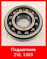 Подшипник шариковый двухрядный,1305 ZVL