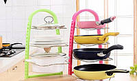 Подставка для сковородок, крышек, тарелок, кастрюль