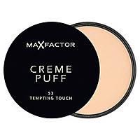 Компактная пудра - Max Factor Creme Puff Pressed Powder 21г