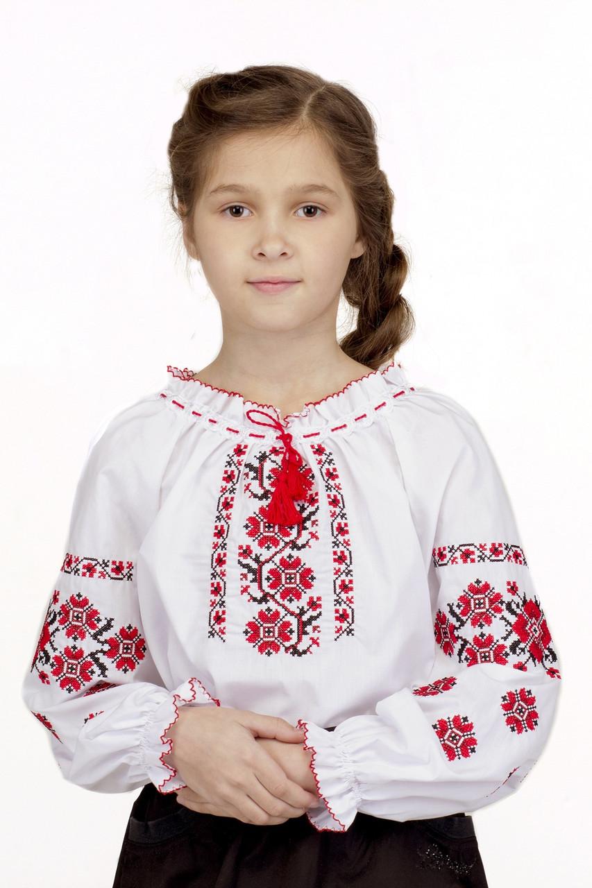Вышиванка для девочки Устина