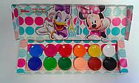 Гуашь Mickey Mouse 12цв. 20 мл. 347264 Starpak Польша