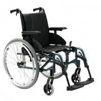 Облегченная инвалидная коляска Invacare Action 3 NG Plus, (Германия)
