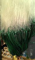 Одностенная рыболовная сеть китайка, ячейка 35х35 мм, с подборами, грузками и поплавками